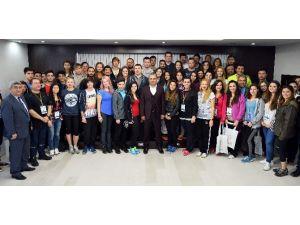 'Dünya Gençleri Antalya'da Oryantiring İle Buluşuyor' Projesi