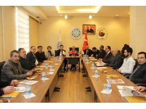 KTO Üyelerine Yönelik Etiyopya Ve Tayvan Yatırım Fırsatları Toplantısı Gerçekleştirildi