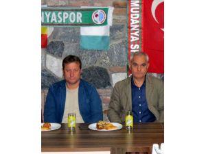 Mudanyaspor'da İstifa Depremi Yaşanıyor