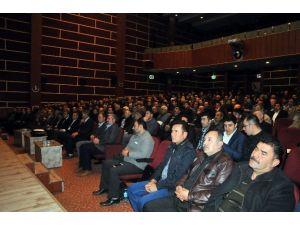 Ipard Tanıtım Toplantısı Akşehir'de Gerçekleştirildi
