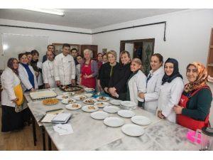 Belmek Öğretmenlerine Osmanlı Mutfağı Dersleri