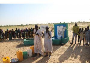 Fikret Ertan'ın son arzusu Nijer'e can suyu oldu