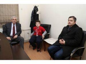 Türkiye Üçüncüsünden Gider'e Ziyaret