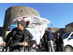 Hendek ve çatışmalar Diyarbakır'ı göçte birinci sıraya taşıdı