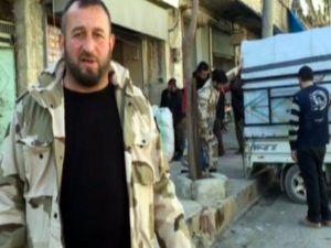 Malatya'dan Gönderilen Yardımlar Türkmenlere Ulaştı