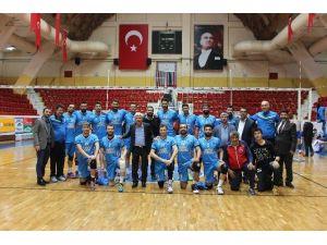 Adana Toros Byz Spor Seriye Devam Ediyor