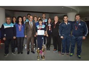 Yıldırım Belediyesporlu Sporculardan 20 Madalya
