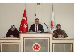 İl Genel Meclisi Şubat Ayı Dördüncü Birleşimi Yapıldı