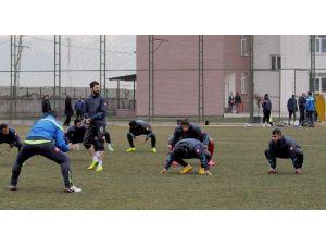 Amed Sfk, Kartalspor Maçı Hazırlıklarına Başladı