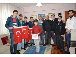 Mehmetçikler Dualarla Uğurlandı