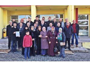 AK Parti Sungurlu İlçe Teşkilatı'ndan Kılıçdaroğlu'na Suç Duyurusu