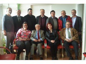 Aydın Gazeteciler Cemiyeti İlk Toplantısını Yaptı