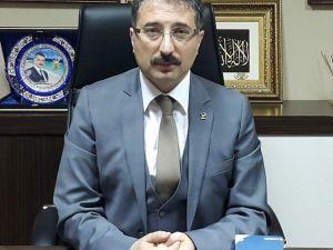 AK Parti Çorum İl Başkanı Av. Rumi Bekiroğlu;