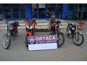 Ortaca'da Motosiklet Hırsızları Yakalandı
