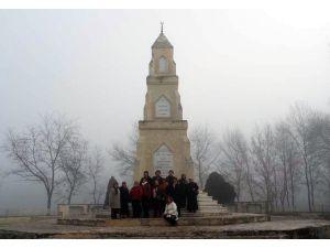 Edirneli kadınlar yaşadıkları şehri yeniden keşfetti