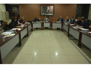 Tepebaşı Belediyesi Sağlıklı Kent Konseyi Yeni Projeler İçin Toplandı