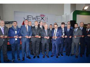 Kuyumculuk sektörünün Ege zirvesi JEWEX başladı