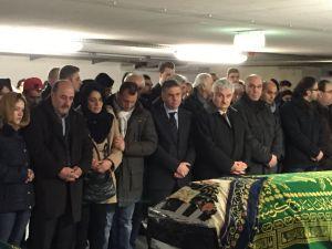 Almanya'da öldürülen üniversiteli Gizem, ebediyete uğurlandı