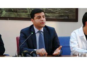 Demirtaş'tan Cizre iddiası: Elimizde isim listesi var!