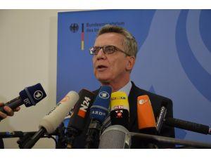 Alman bakan: İslam'ı istismar edenlere geçit vermiyoruz