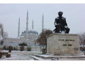 Edirne'de Yarın Etkili Kar Yağışı Bekleniyor