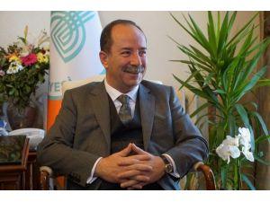Başkan Gürkan, Sosyal Medyada En Aktif 8. Başkan