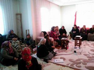 Halfeti'de Kadın Sağlığı Semineri Düzenlendi