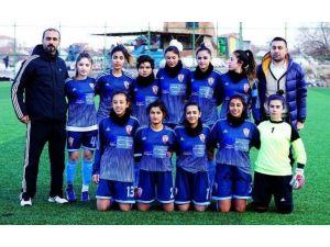 Malatya Bayanlar Spor Kulübü 2.lig Hedefine İnanıyor