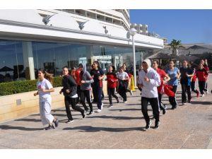 Avrupa Ümit, Genç ve 21 Yaşaltı Karate Şampiyonası yarın başlıyor