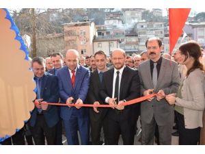 Niksar'da Kent Konseyi Hizmet Binası Açılışı Yapıldı