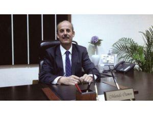 Efeler İlçe Milli Eğitim Müdürü Özmen Kalp Krizi Geçirdi