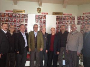 Saadet Partisi'nden Şehit Aileleri Ve Gazilere Ziyaret