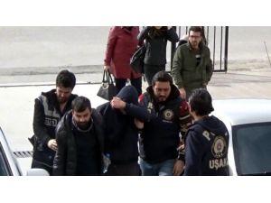 Uşak'ta 3 Torbacı Tutuklandı