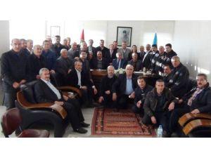 Erciş'in Geleceği Masaya Yatırıldı