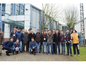Çayeli Denizcilik Lisesi Almanya'da