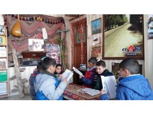 Sevgi Evleri Çocuklarından Kütüphane Ziyareti