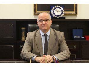 Kocaeli Kamu Hastaneleri Genel Sekreteri Op. Dr. Şenol Ergüney: