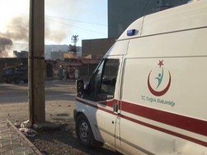 Cizre'de sağlık ekibinin çabası sonuçsuz kaldı