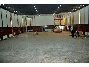 Atıl Durumdaki Salon Spor Merkezi Olacak