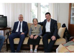 Merkezefendi Belediyesi'nden Şehit Ali ERDEMİR'e Büyük Vefa