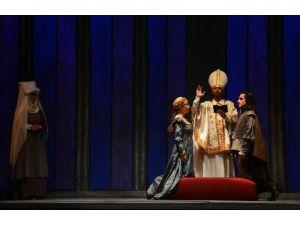 'Romeo İle Julyet' Operası Mersinlilerle Buluşuyor