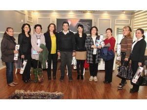 CHP'li Kadınlar Döşemealtı'nda
