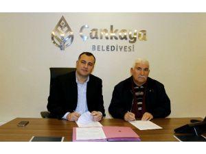 Çankaya Belediyesi Asansör Denetim Protokolünü İmzaladı