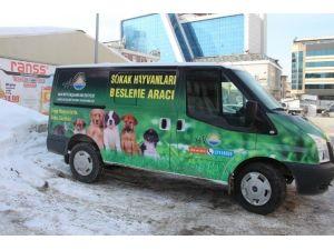 Van'da 'Odaklar Bizden, Bir Kap Yemek Sizden' Kampanyası