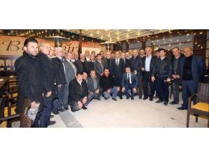 Beyşehir'de Üç İlçenin Mahalle Muhtarları Buluştu
