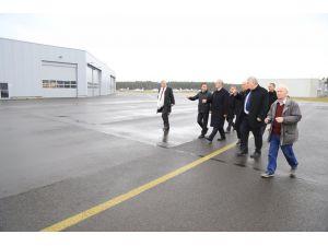 Bursa'da uçak üretilecek