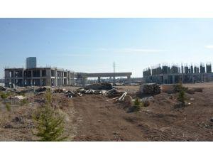 Selçuk'a Yeni İibf Binası