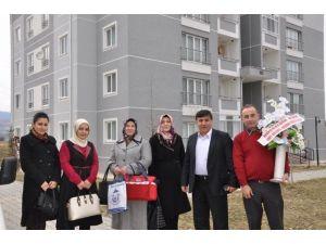 """Emet Belediyesi'nin """"Hoş Geldin Bebek"""" Projesi"""