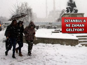 Edirne'de yoğun kar yağışı
