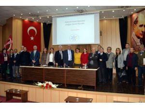 Akdeniz Kent Konseyi Genel Kurulu Yapıldı